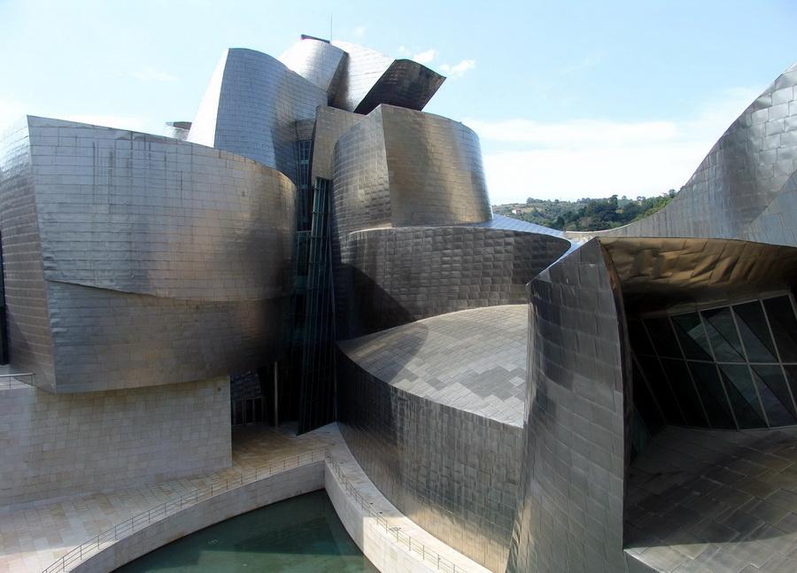 毕尔巴鄂市古根海姆博物馆